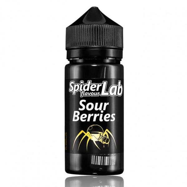 SOUR BERRIES - 10ml Aroma zum Selbstmischen von Liquid - SpiderLab
