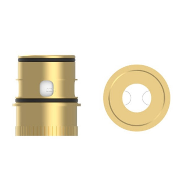 Kriemhild Dual Mesh *GOLD Edition* 0,20 Ohm Ersatz Verdampferkopf - VAPEFLY