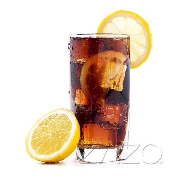 Cola-Zitrone E-Liquid 10ml von ZAZO - Made in Germany