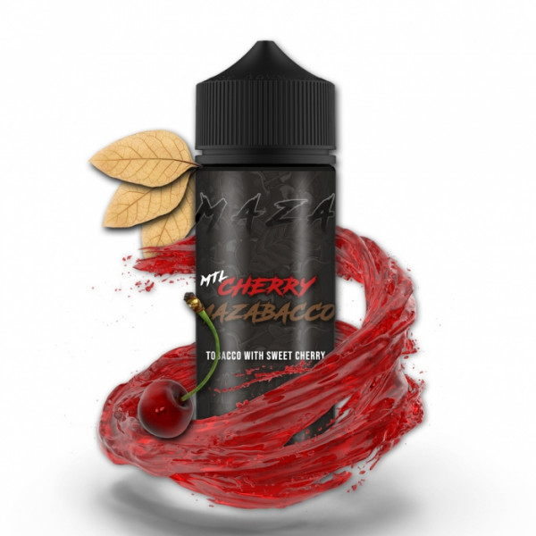 Cherry Mazabacco 20ml Longfill - MaZa