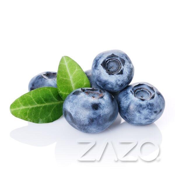 Blueberry E-Liquid 10ml von ZAZO - Made in Germany