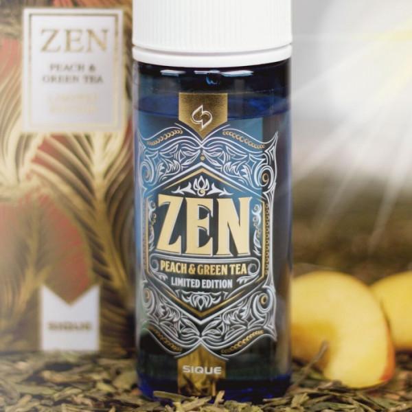SIQUE Berlin - ZEN - 100ml OVERDOSED - E-Liquid made in Germany
